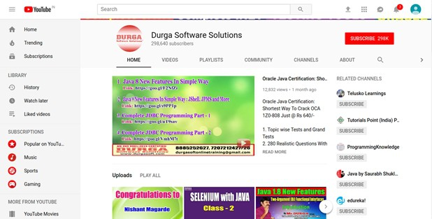 Durga Software Solutions