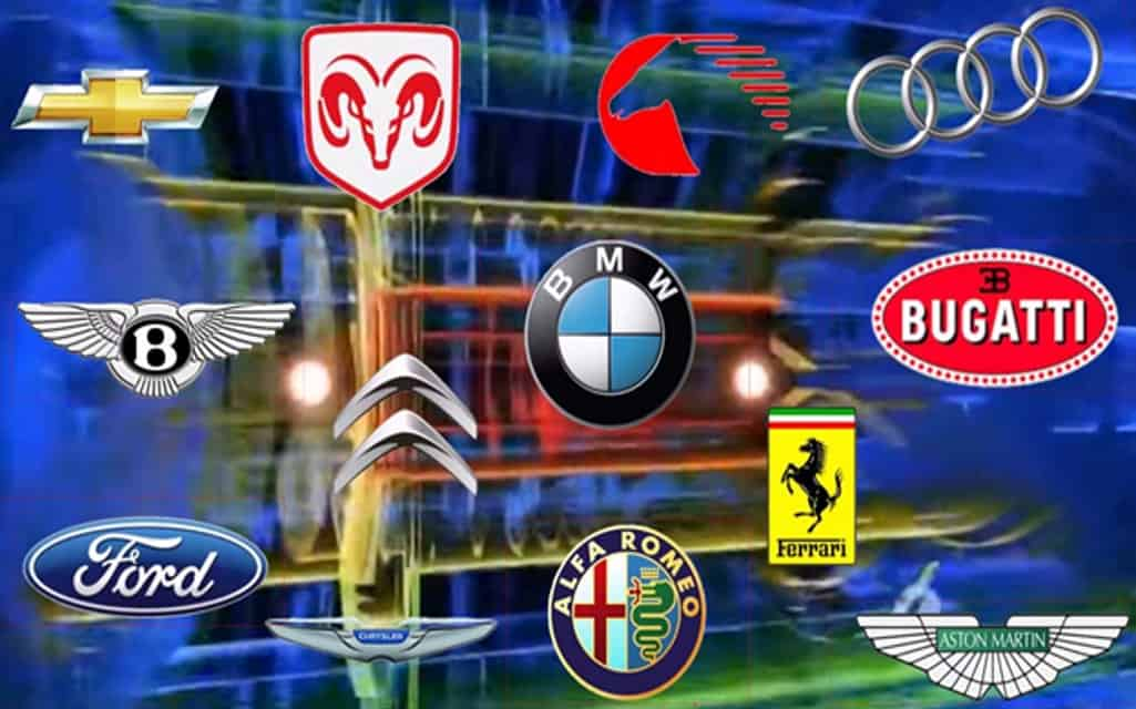 New or Used Cars Based on Symbols