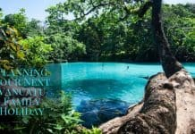 Planning Your Next Vanuatu Family Holiday