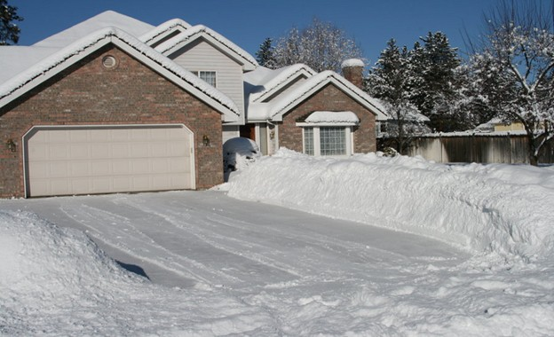 snow removal can cause to surface damage