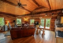 Floor Plan For Your Log Home