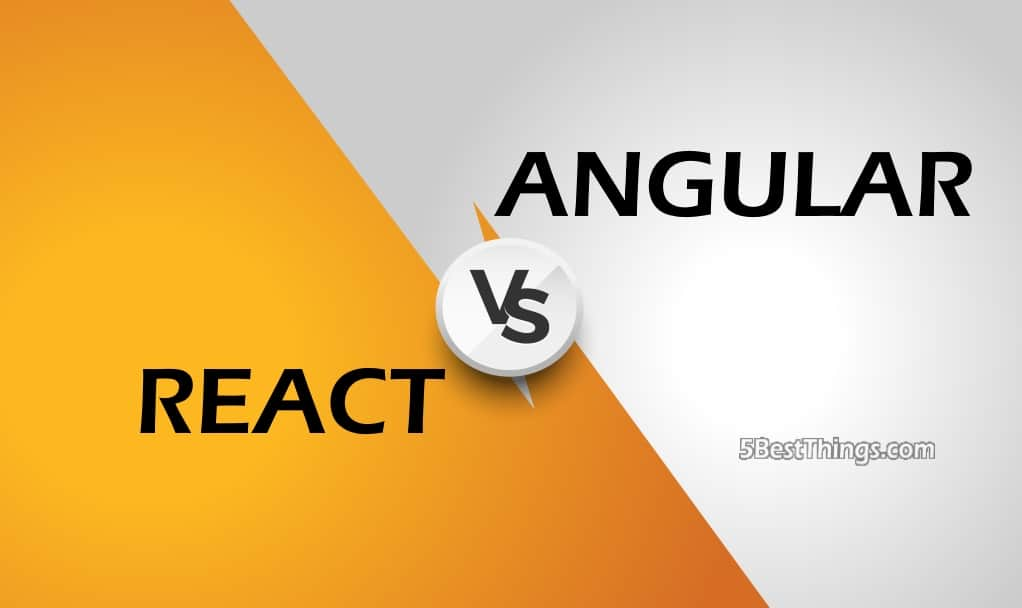 React And Angular