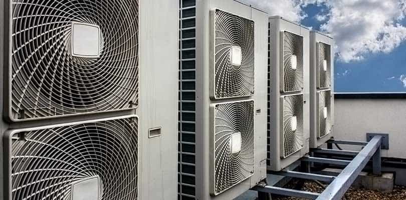 Commercial Air-Conditioning System