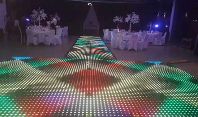 Dance Floor for Wedding