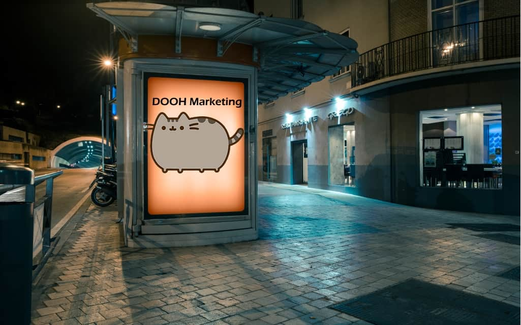 DOOH Marketing