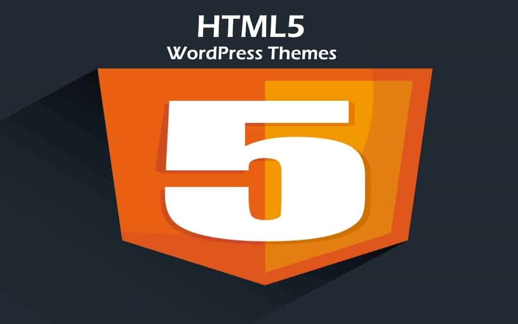 HTML5 WordPress Themes