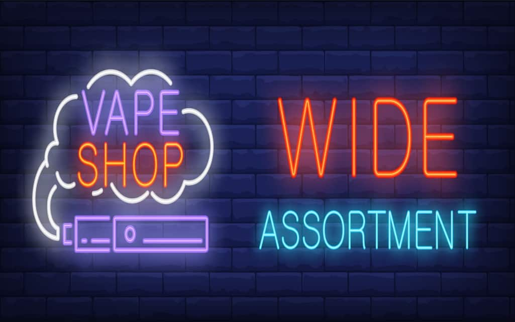 Open Your Own Vape Store