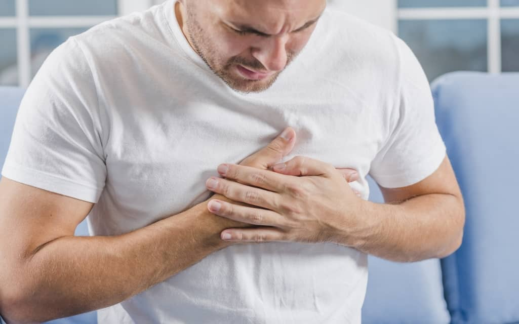 protect yourself from having a heart attack