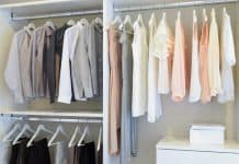 Organizational Tips For Storing Your Clothes
