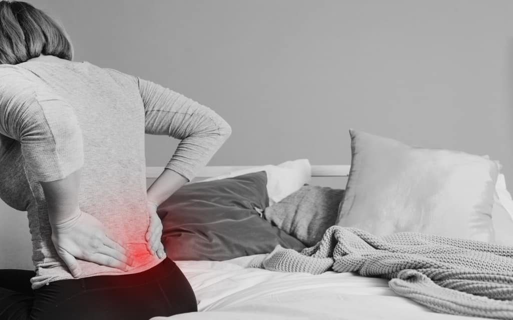 Pain from Your Back After Sleeping