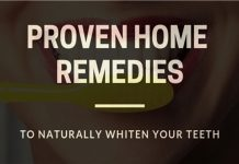 Remedies to Naturally Whiten Your Teeth