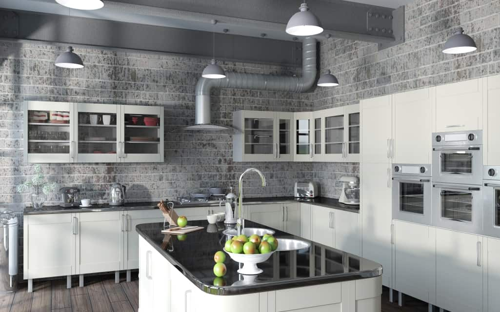 Durable Kitchen Fixture