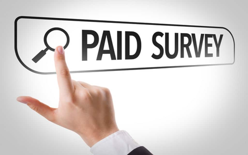 Get Paid to Take Surveys