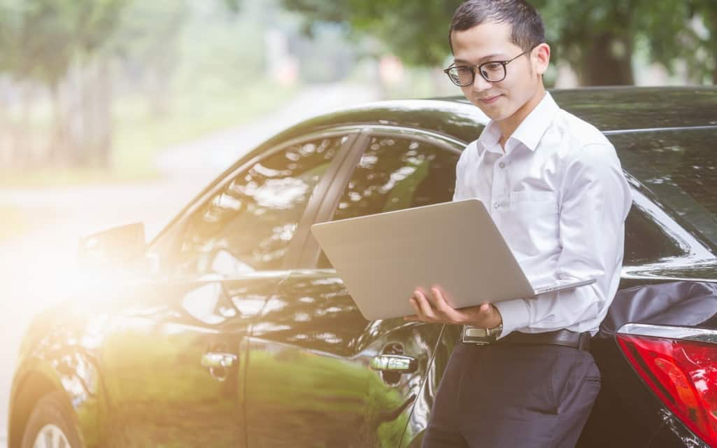 Selling Your Car Online