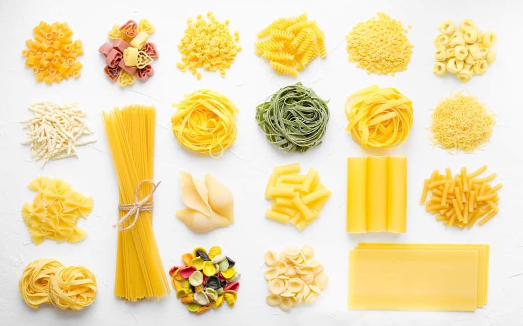 Weirdest Types of Pasta