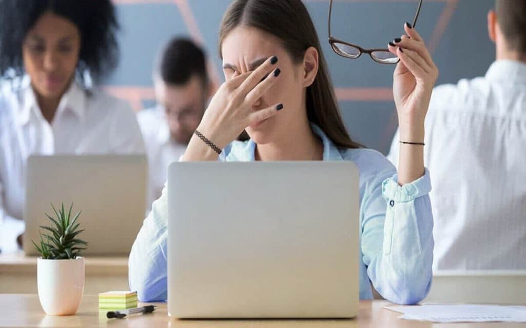 How to Combat Eye Strain