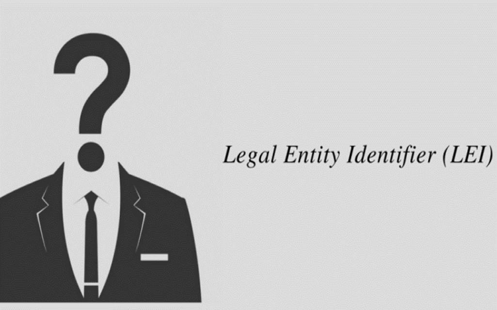 Legal Entity Identifier