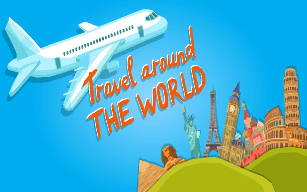 Tips to Travel Around the World