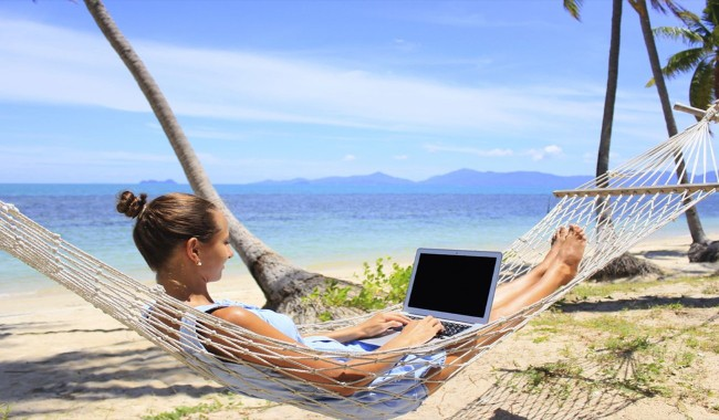 be digital nomad