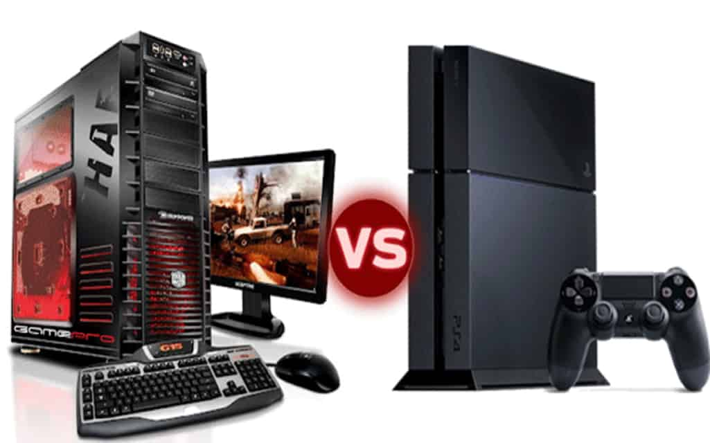 Gaming Console Vs Gaming PC