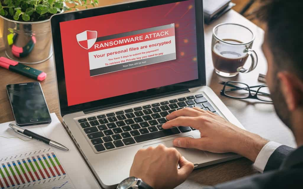 Small Businesses Cyber Attack