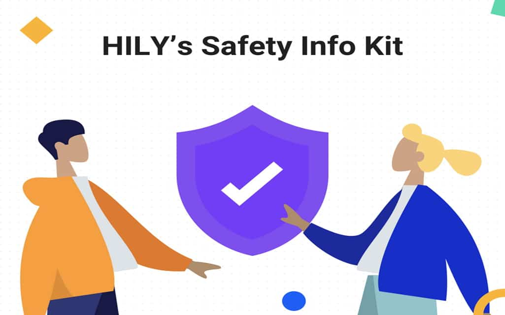 Hily Adds Yet Another Aspect to Safe Dating