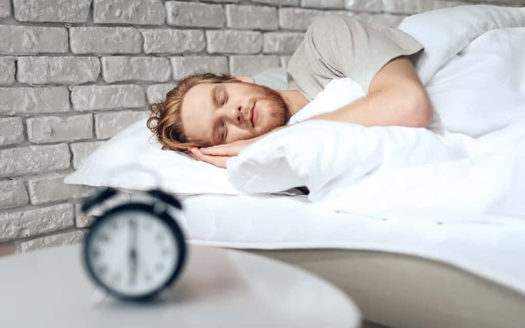 adults with insufficient sleep