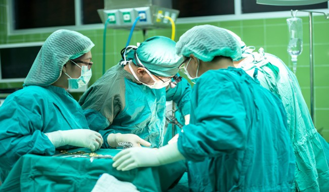 Common Surgeries in the U.S