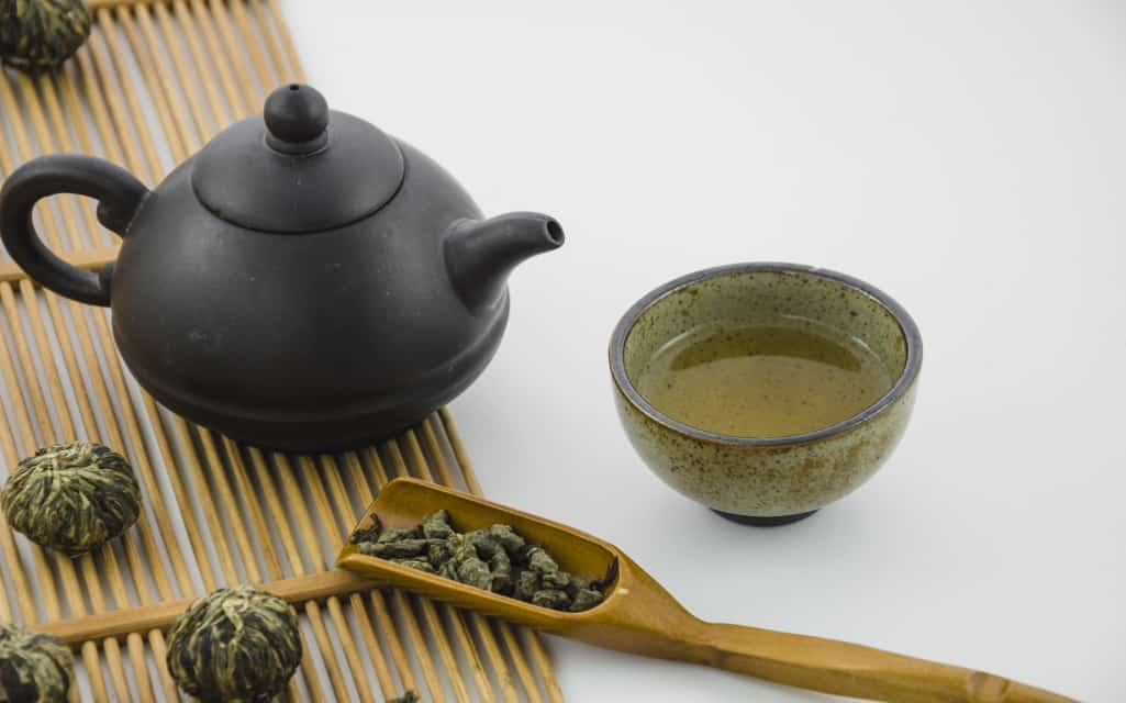 Oolong tea for Cancer patients