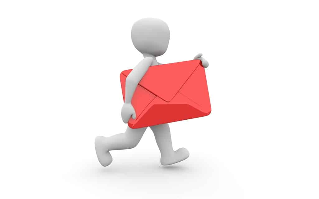 Send an Envelope via Courier Service