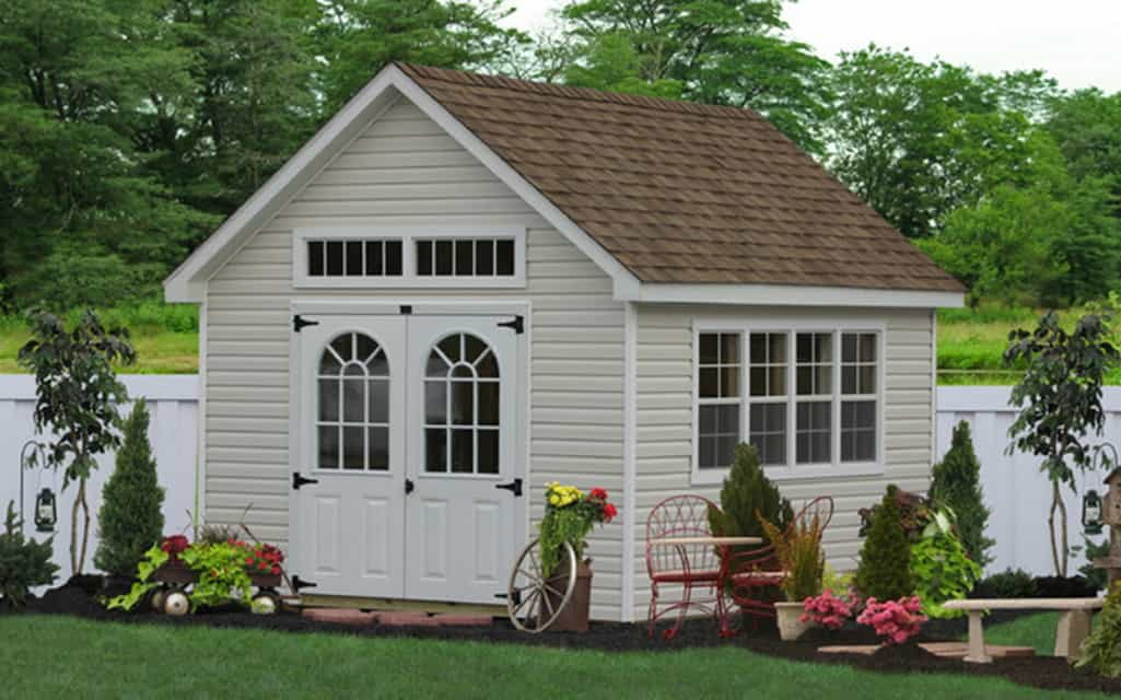 Best shed plans for your backyard