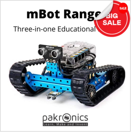 mBot Ranger Transformable