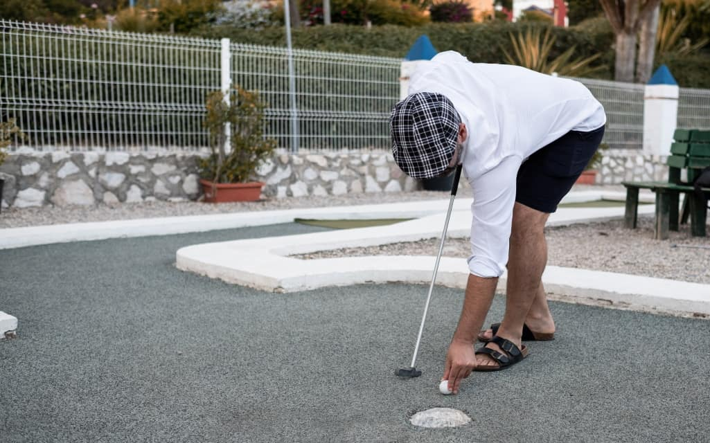 How to Play Urban Golf